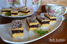 Barbi konyhája: Erdélyi raffaello szelet Barbie, Food, Essen, Meals, Yemek, Barbie Dolls, Eten