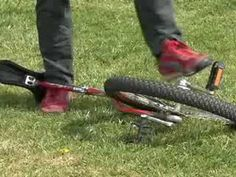How to Ride a Unicycle : Kick Up Unicycle Trick