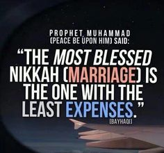 Simple is best and the way I like it to be! :) May Allah (azza wa jal) make our nikah easy and simple and at the same time enjoyable, Ameen. #islam #marriage #blessed