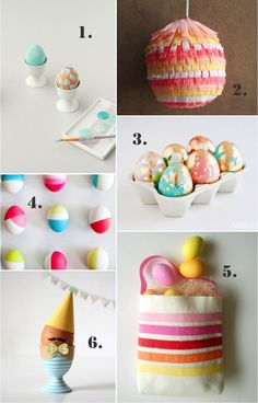fun easter DIYs Repinned by: MoraApproved.com