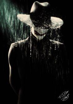 The Joker by Daniel Scott Gabriel Murray *