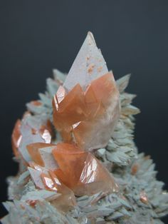 Calcite from Hubei, China