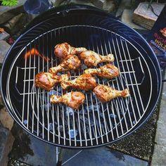 #benefityourself #benyoo #foodie #food #foodporn #bbq #grill #chicken #chickendrumsticks #hähnchen