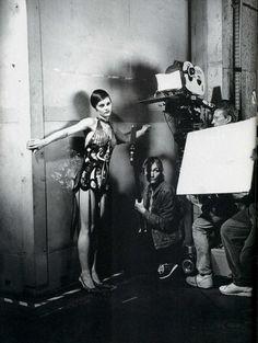 Vanessa Paradis (La fille sur le pont 1999 - Patrice Leconte).