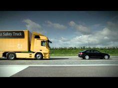 Mercedes-Benz Actros Safety Truck - Active Brake Assist 2