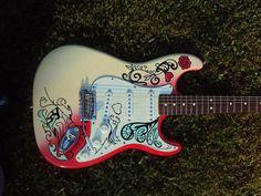 John Mayer's Guitar