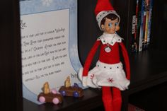 The Elf on the Shelf : Last Day of school