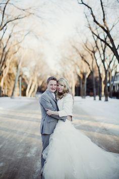 Edmonton Wedding at Freemason's Hall and McKay Avenue School – Tara and Brett