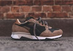 #sneakers #news The Diadora Trident 90 Combines High Quality With The  Outdoors
