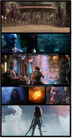 The Story of Gamora
