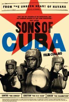 Sons of Cuba movie poster. Sons of Cuba movie poster. Wrestling Posters, Boxing Posters, Movie Posters, Cuba Film, Cuba Island, Grudge Match, Children Of The Revolution, Pop Art Images, Primal Scream