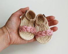 KORA Boho bebé niña sandalias zapatos de bebé de verano