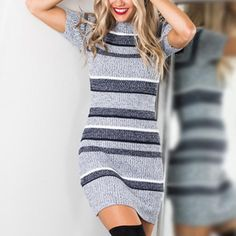 Warm Sweater Dress  #women #coat #newyork #jackets #online #apparel #accessories #sweaters #clothes #skirts
