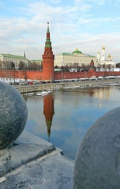 Moscow Kremlin. #Russia