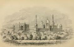 Great mosque at Delhi