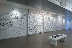 """Solo Show by Shantell Martin """" ARE YOU YOU """" at MoCADA Museum"""