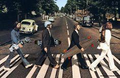Skating Abbey Road...