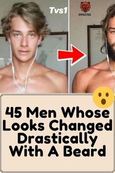 45 Men Whose Looks Changed Drastically With A Beard