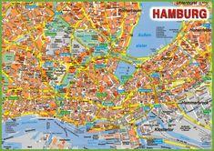 Hamburg Maps | Germany | Maps of Hamburg