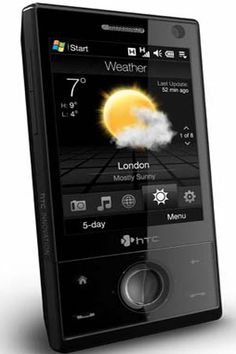 HTC Touch Diamond Touchscreen 3.5G Cellphone Review