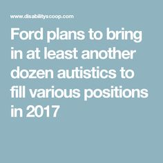 Ford plans to bring