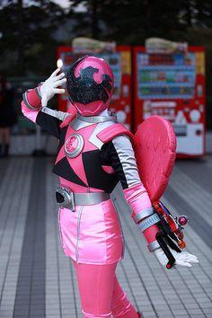 IMG_20180419_041137   Phuc Huynh   Flickr Power Rangers Cosplay, Pink Power Rangers, Marvel Girls, Kamen Rider, Actresses, Superhero, Public, Bruno Mars, Sofa