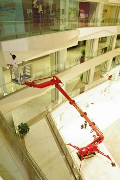 Spider Boom Lift 23m height--Zhengzhou Kbcrane Technology Co., Ltd.