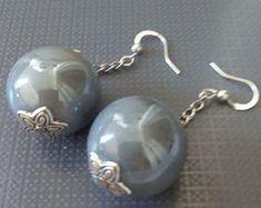 Socutebysocute Handmade Jewlery by SocuteBySocute on Etsy Handmade Jewelry, Unique Jewelry, Handmade Gifts, Shop My, My Etsy Shop, Cosmetics & Perfume, Jewlery, Etsy Seller, Pearl Earrings