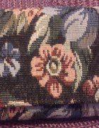 Portfel w kwiaty   Cena: 25,00 zł  #portmonetka #oryginalnyportfel #uzywanyportfel #zieloneportfele