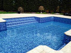 Pool liners on pinterest pool spa pools and pebble floor for Aqua vista swimming pool aurora co