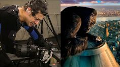 Side-by-Side Comparisons Reveal The Magic of Motion Capture. Andy Serkis is my hero