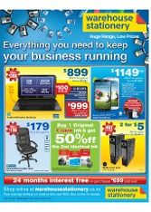 Warehouse Stationery Catalogue: Everything You Need To Keep Your Business Running