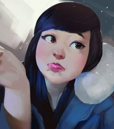 ArtStation - Christine, Samuel Youn