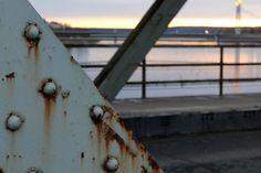 Martje: Rainway bridge in Rovaniemi Finland
