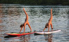 5 SUP YOGA TIPS FOR BEGINNERS - #standuppaddle #paddleboarding #supconnect