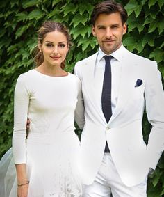 Because when there's a style piece featuring Olivia Palermo (or any of the Olivias really...Pope, Munn, Wilde), you post it.   10 Unexpected Celebrity Wedding Looks - Olivia Palermo in Separates from #InStyle