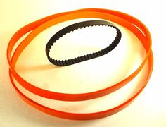 Set Of 2 Urethane Band Tires & Drive Belt For Ryobi Model Bs901 Bandsaw Usa Made