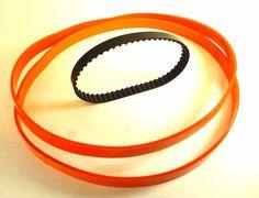 Set Of 2 Urethane Band Tires & Drive Belt For Ryobi Model Bs901 Bandsaw Usa Made