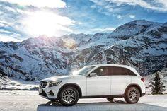"""""""Perfekter Begleiter für eure Abenteuer zwischen den Tagen! Foto via @peterlintner [Mercedes-Benz GLC 250 4matic: Kraftstoffverbrauch kombiniert: 7,1…"""""""