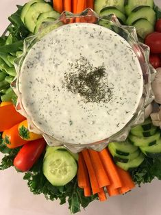 Weight Watchers Ranch Vegetable Dip - This dip for vegetables is perfect for your next party or for your own snacking. Best of all, this dip is 0 Weight Watchers Freestyle points. Weight Watchers Salad, Weight Watchers Lunches, Weight Watcher Dinners, Weight Watchers Free, Healthy Homemade Snacks, Healthy Dips, Healthy Snacks For Diabetics, Healthy Eating, Healthy Recipes