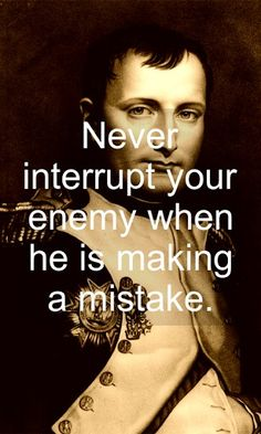 Napoleon Bonaparte quotes, is an app that brings together the most .