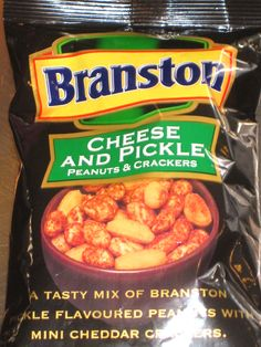 Balmy for Branston on Pinterest | Branston Pickle, British and Cheese