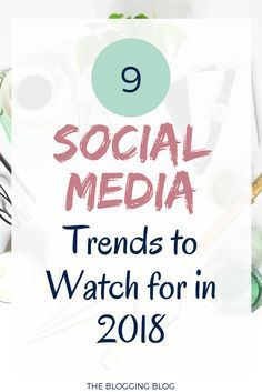 Social media trends are always interesting, looking to see what experts think will be important for the next year. This year's collection includes topics around messenger apps, augmented reality and the death of Twitter (again) but which will effect your blog or business? Click to save for later via @angelatempest