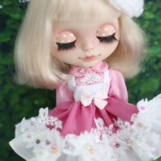 Doll clothes for Neo Blythe. by RabbitinthemoonThai on Etsy