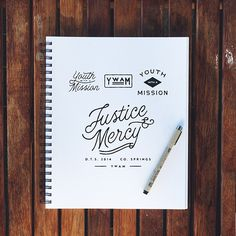 Pen and Paper on Behance
