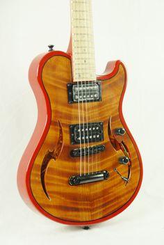 C.R. Alsip Guitars Vintage SCSHDT