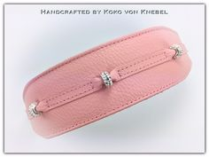 Super wide, super soft and leightweight - our Greyhound Dog Collar Deluxe - Handcradfted by Koko von Knebel in Germany
