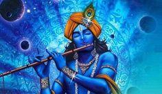 Krishna Lila, Jai Shree Krishna, Radha Krishna Love, Radhe Krishna, Krishna Drawing, Krishna Painting, Lord Krishna Wallpapers, Radha Krishna Wallpaper, Lord Krishna Images