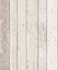 Wood Panelling Natural wallpaper by Albany