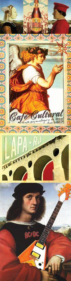 SACRILÉGIO The House Of Samba - (Design by Muffa Comunicação) - muffa.com.br